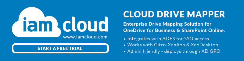 cloud drive mapper, onedrive mapping, sharepoint drives